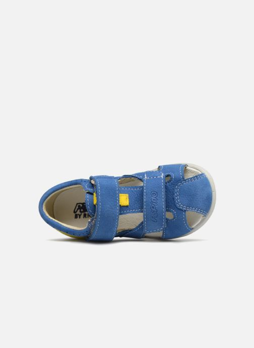 Sandals PEPINO Kaspi Blue view from the left