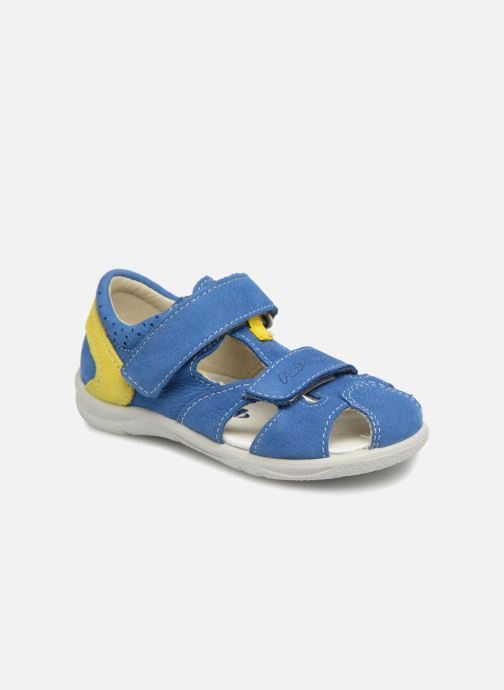 Sandals PEPINO Kaspi Blue detailed view/ Pair view