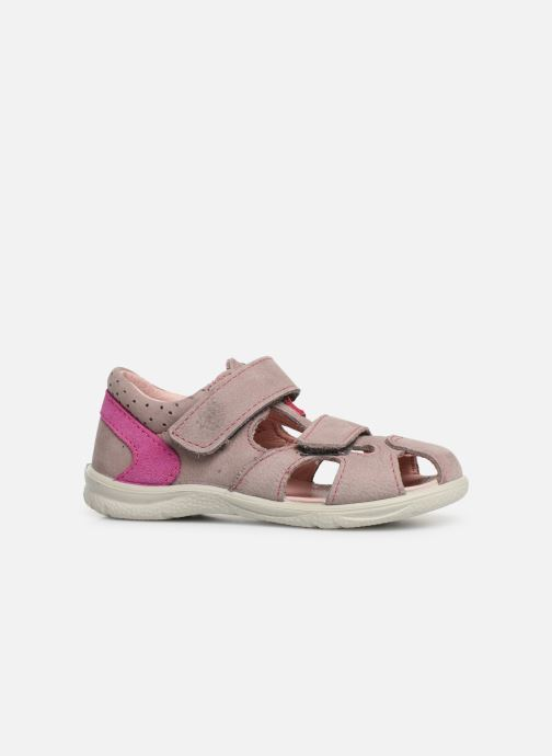 Sandales et nu-pieds PEPINO Kaspi Rose vue derrière