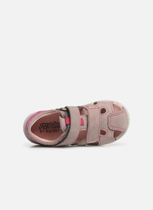 Sandals PEPINO Kaspi Pink view from the left