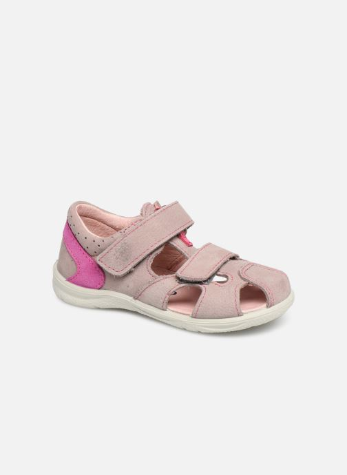 Sandals PEPINO Kaspi Pink detailed view/ Pair view