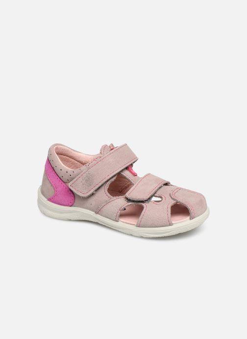 Sandales et nu-pieds PEPINO Kaspi Rose vue détail/paire