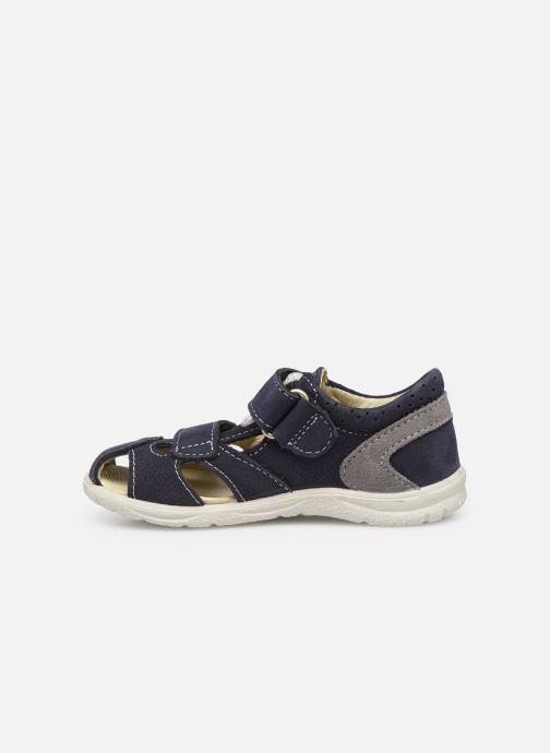 Sandales et nu-pieds Pepino Kaspi Bleu vue face