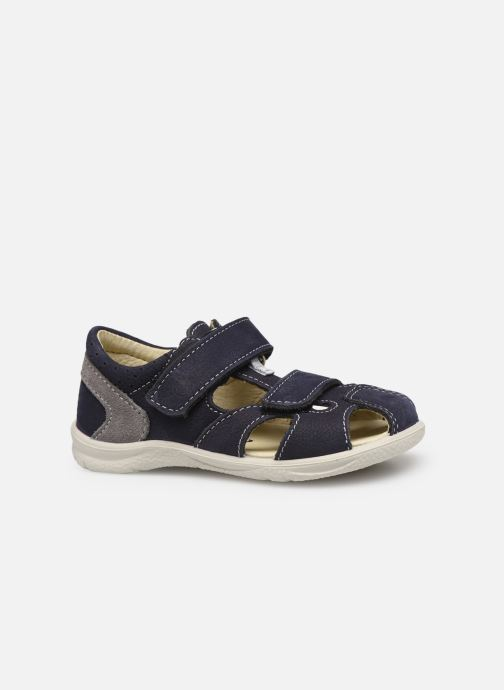 Sandales et nu-pieds Pepino Kaspi Bleu vue derrière
