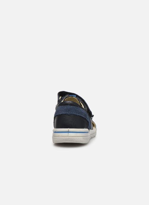 Sandali e scarpe aperte Pepino Kaspi Azzurro immagine destra