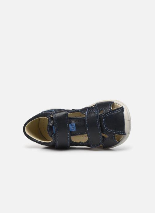 Sandali e scarpe aperte Pepino Kaspi Azzurro immagine sinistra