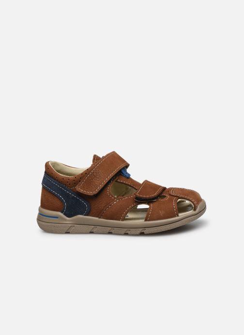Sandales et nu-pieds Pepino Kaspi Marron vue derrière