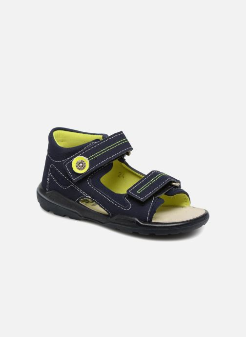 Sandales et nu-pieds Pepino Manti Bleu vue détail/paire