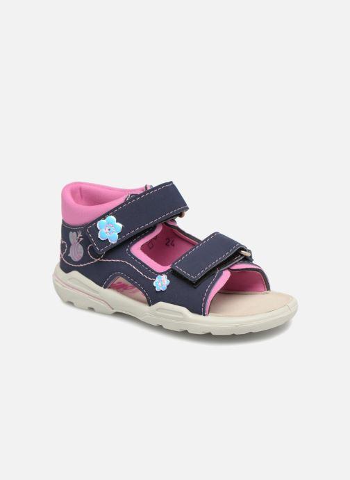 Sandals PEPINO Kittie Blue detailed view/ Pair view