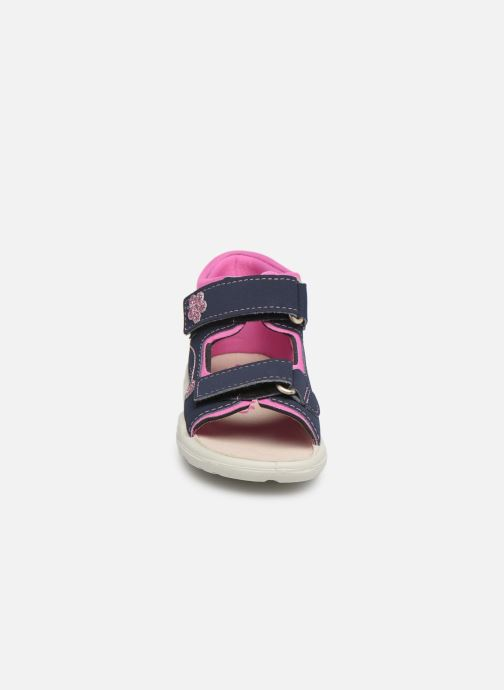 Sandalen Pepino Kittie blau schuhe getragen