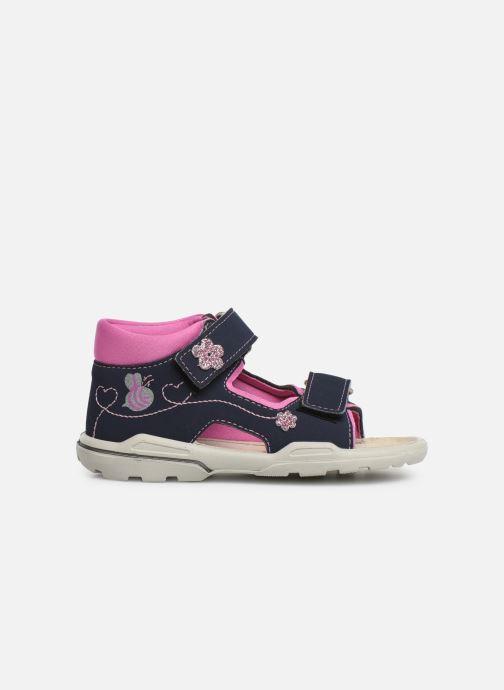 Sandales et nu-pieds Pepino Kittie Bleu vue derrière