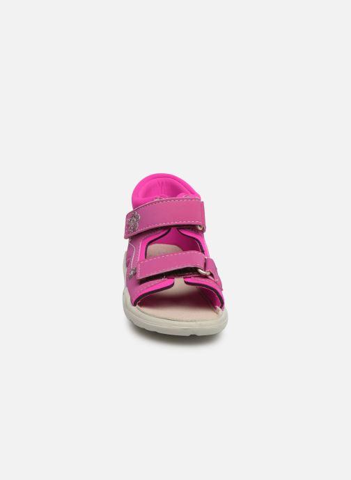 Sandals PEPINO Kittie Pink model view