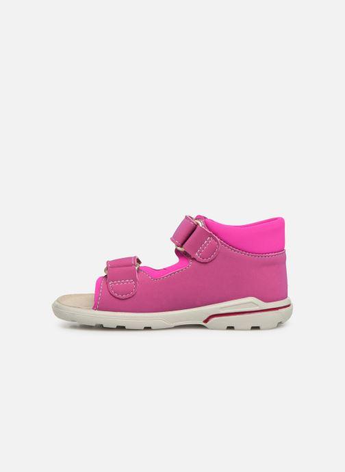 Sandales et nu-pieds PEPINO Kittie Rose vue face