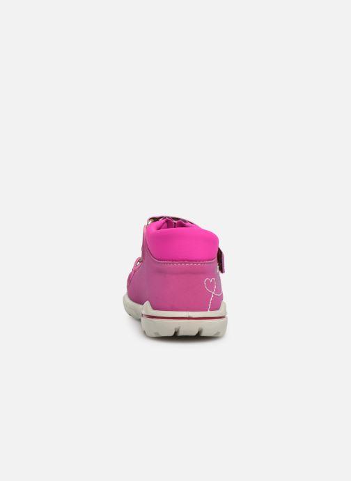 Sandales et nu-pieds PEPINO Kittie Rose vue droite