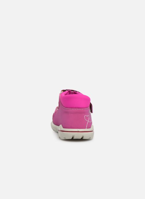 Sandals Pepino Kittie Pink view from the right
