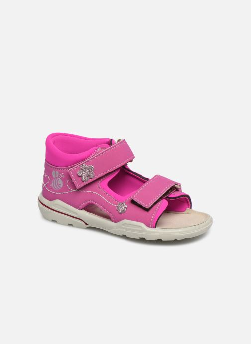 Sandals Pepino Kittie Pink detailed view/ Pair view