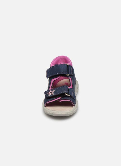 Sandali e scarpe aperte Pepino Kittie Azzurro modello indossato