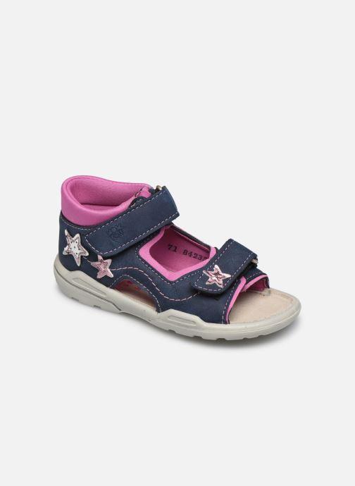 Sandales et nu-pieds Pepino Kittie Bleu vue détail/paire