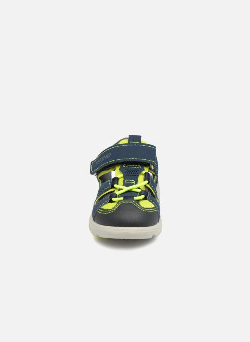 Sandales et nu-pieds PEPINO Gery Bleu vue portées chaussures