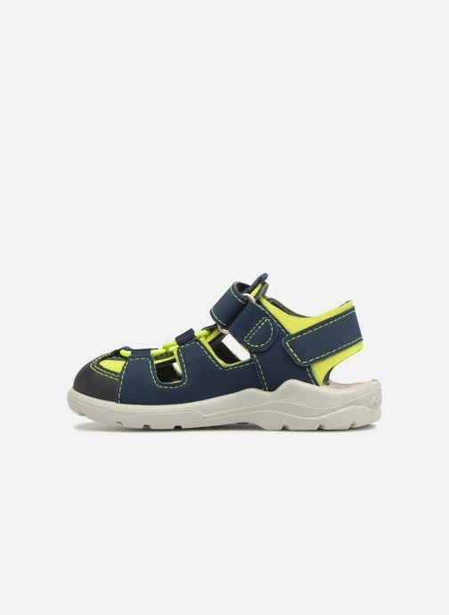 Sandales et nu-pieds PEPINO Gery Bleu vue face