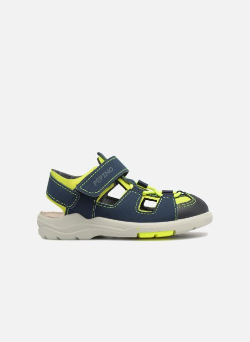 Sandales et nu-pieds Pepino Gery Bleu vue derrière
