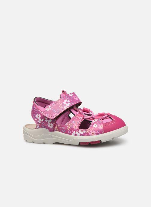 Sandales et nu-pieds PEPINO Gery Rose vue derrière