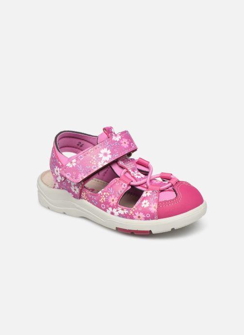 Sandales et nu-pieds Pepino Gery Rose vue détail/paire