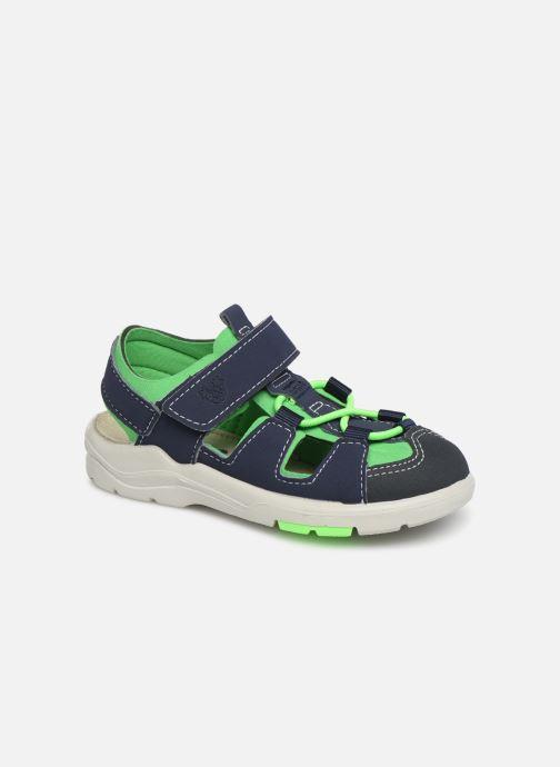 Sandales et nu-pieds Pepino Gery Bleu vue détail/paire