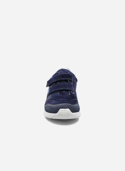 Sneakers Ricosta Tabea Azzurro modello indossato
