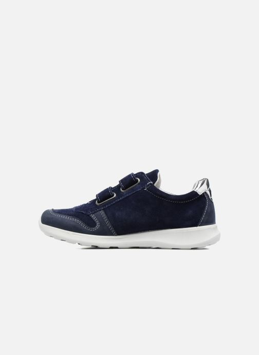 Sneakers Ricosta Tabea Azzurro immagine frontale