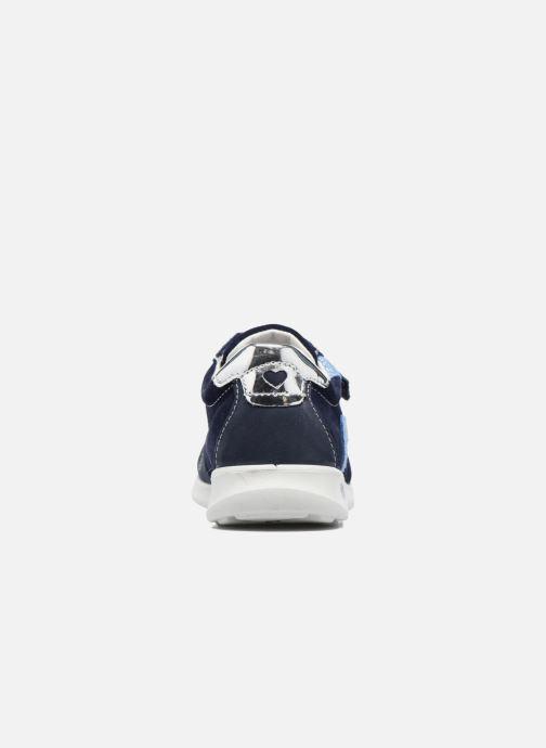 Sneakers Ricosta Tabea Azzurro immagine destra