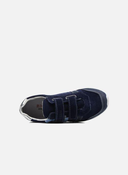 Sneakers Ricosta Tabea Azzurro immagine sinistra