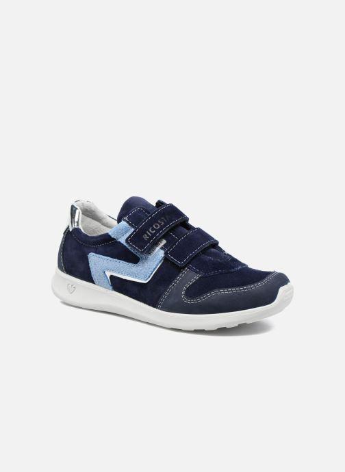 Sneakers Ricosta Tabea Azzurro vedi dettaglio/paio