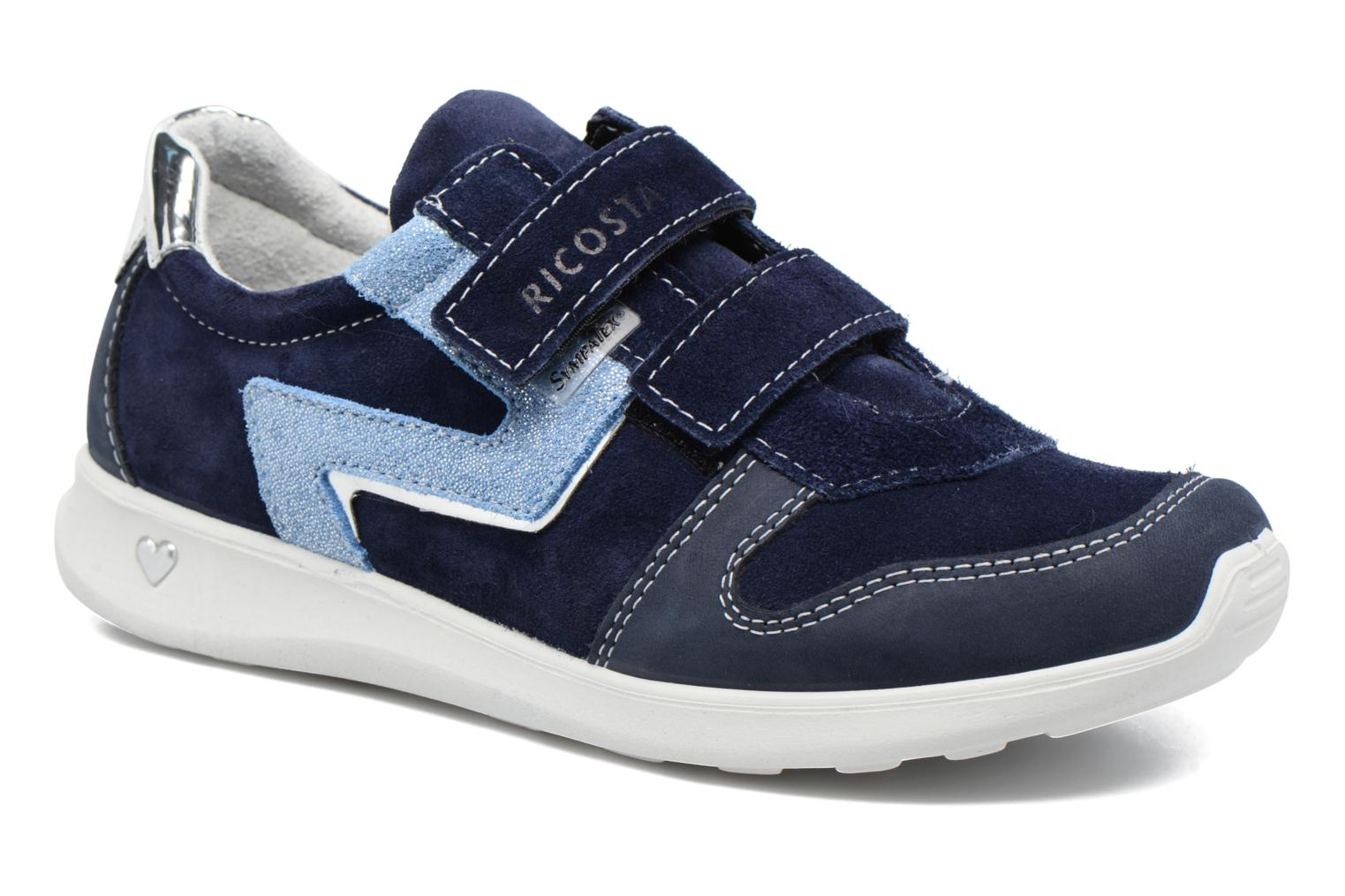 Trainers Ricosta Tabea Blue detailed view/ Pair view