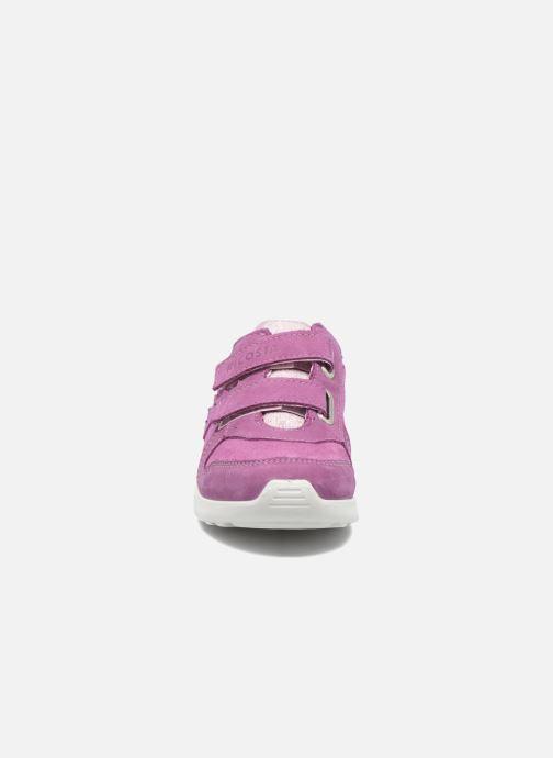 Sneakers Ricosta Tina Rosa modello indossato