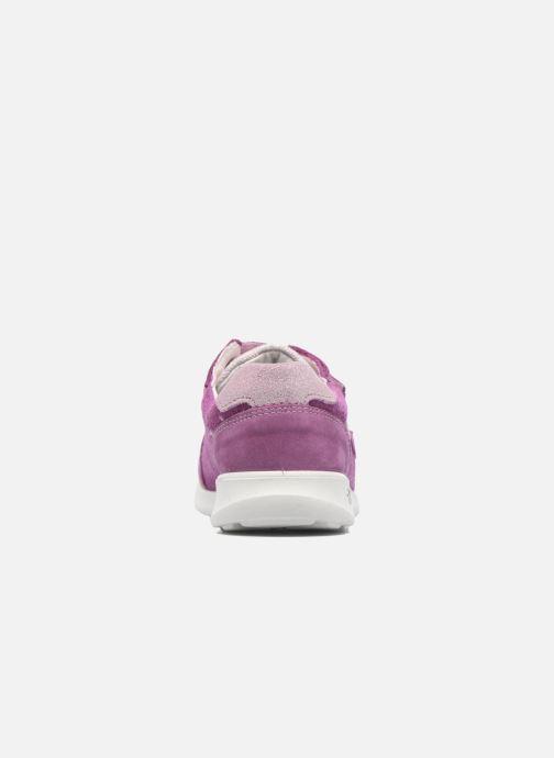 Sneakers Ricosta Tina Rosa immagine destra