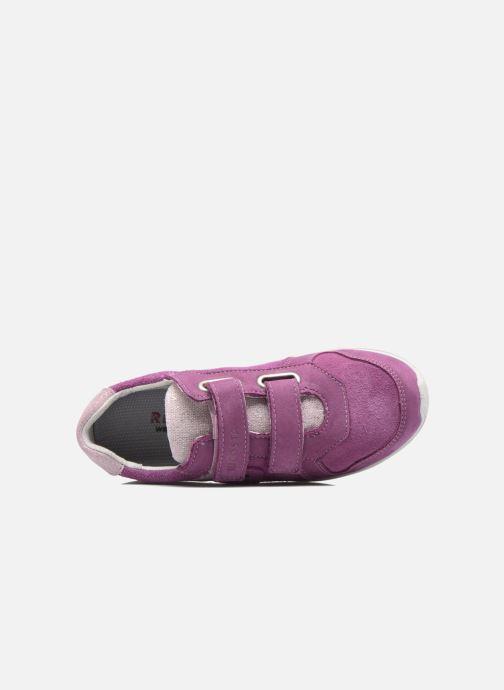 Sneakers Ricosta Tina Rosa immagine sinistra