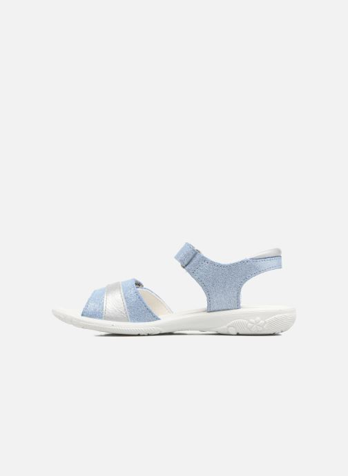 Sandals Ricosta Marie Blue front view