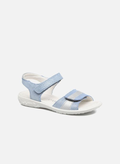Sandals Ricosta Marie Blue detailed view/ Pair view