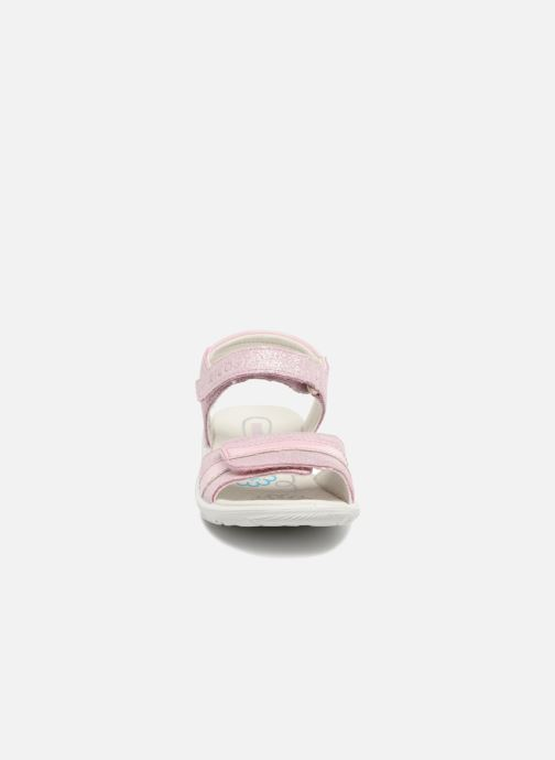 Sandali e scarpe aperte Ricosta Marie Rosa modello indossato