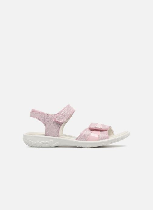 Sandals Ricosta Marie Pink back view