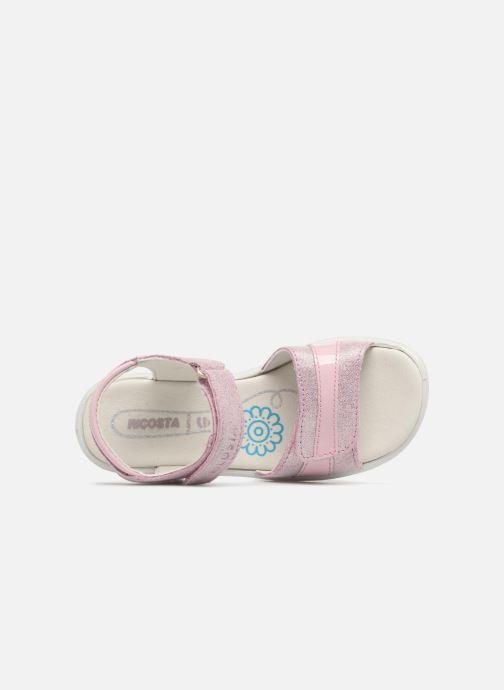 Sandali e scarpe aperte Ricosta Marie Rosa immagine sinistra