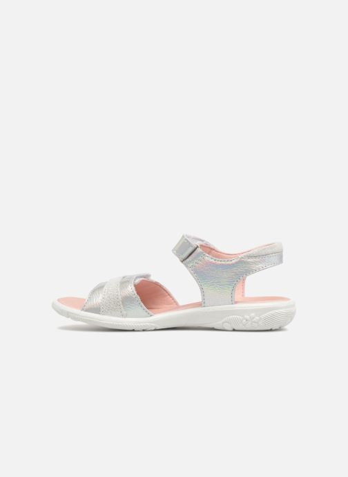 Sandals Ricosta Marie Silver front view