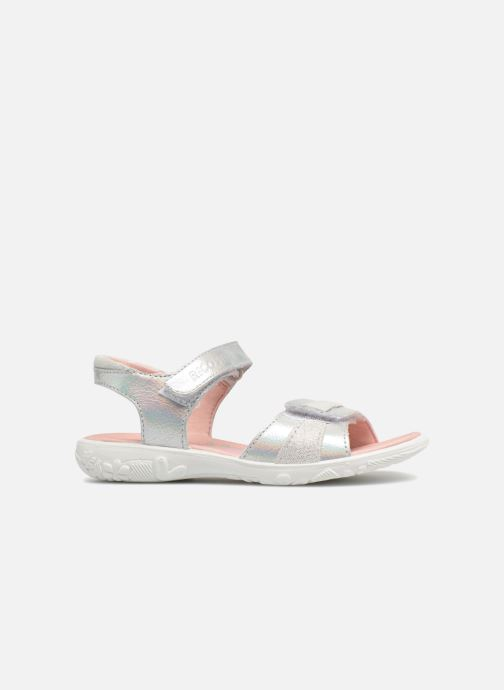 Sandals Ricosta Marie Silver back view