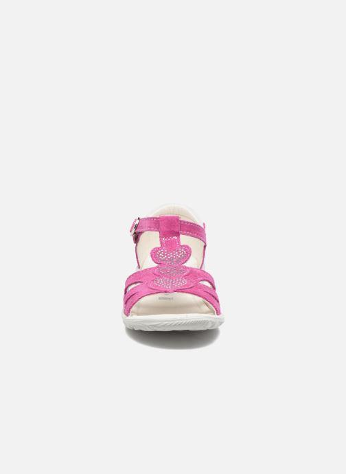 Sandals Ricosta Pippa Pink model view