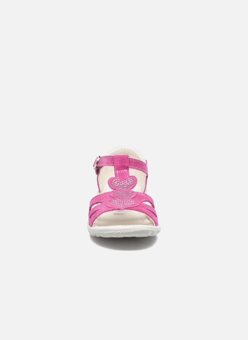 Sandali e scarpe aperte Ricosta Pippa Rosa modello indossato