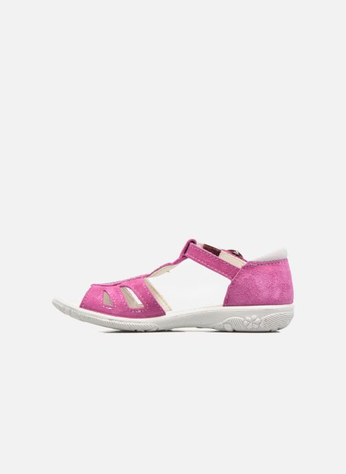 Sandals Ricosta Pippa Pink front view