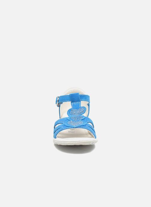 Sandalias Ricosta Pippa Azul vista del modelo