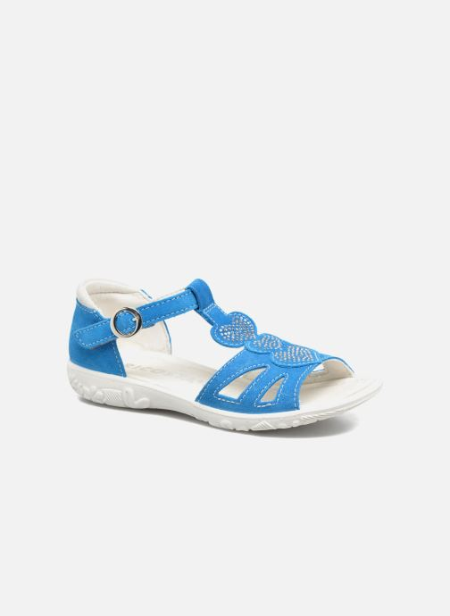 Sandalias Ricosta Pippa Azul vista de detalle / par