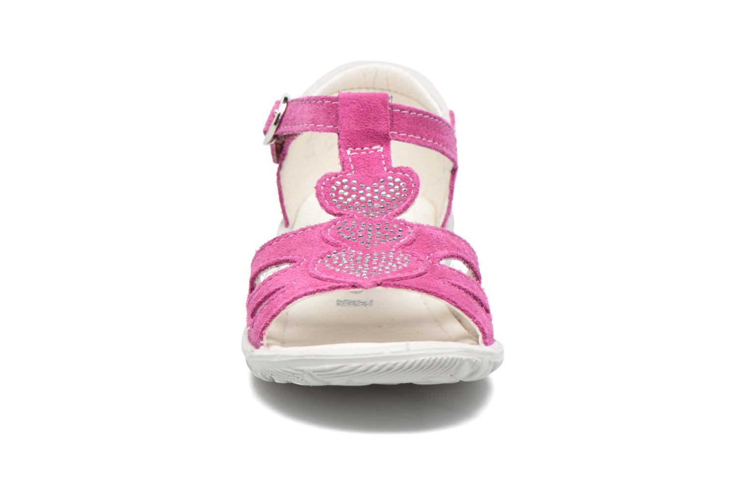 Sandals Ricosta Pippa Pink model view